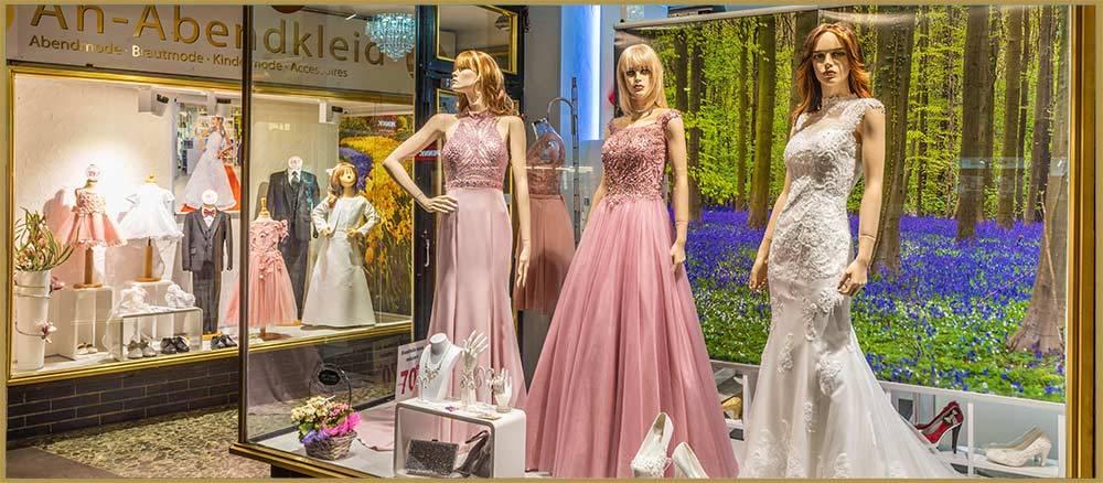 Mode Besonderen Anlass Abendkleid Aachen Brautkleider